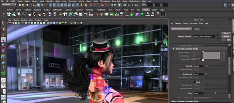 Các phần mềm làm 3D nổi tiếng