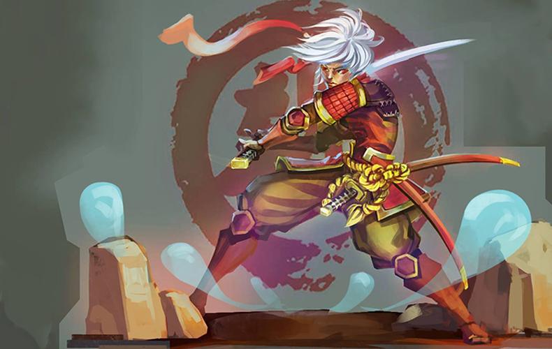 Digital Painting - Character Design 5 - Sản phẩm học viên