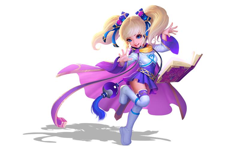 Nhân vật game mobile - InCom Academy