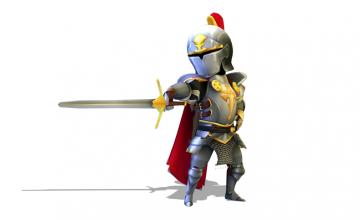 Tạo hình nhân vật game lowpoly  - lớp Model Basic & Animation