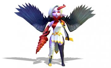 Nhân vật game mobile Lowpoly - Lớp Model Căn Bản
