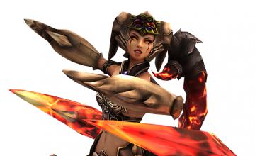 Nhân vật game - lớp Model Nâng Cao
